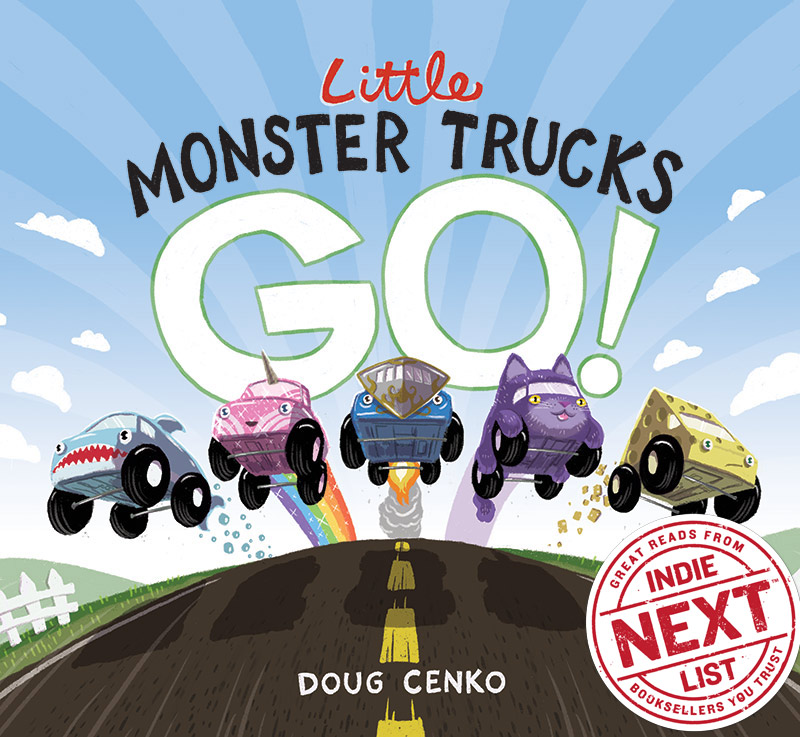 Little Monster Trucks GO!